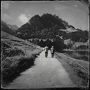 Lac Noir, Schwarzsee, FREIBURGERLAND PAYS DE FRIBOURG
