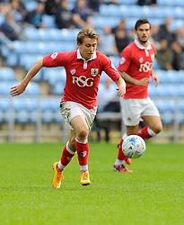 Bristol City's Luke Freeman  - Photo mandatory by-line: Joe Meredith/JMP - Mobile: 07966 386802 - 18/10/2014 - SPORT - Football - Coventry - Ricoh Arena - Bristol City v Coventry City - Sky Bet League One