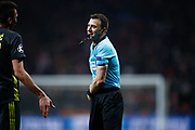 Felix Zwayer, referee of the match during the UEFA Champions League, round of 16, 1st leg football match between Atletico de Madrid and Juventus on February 20, 2019 at Wanda metropolitano stadium in Madrid, Spain - Photo Oscar J Barroso / Spain ProSportsImages / DPPI / ProSportsImages / DPPI