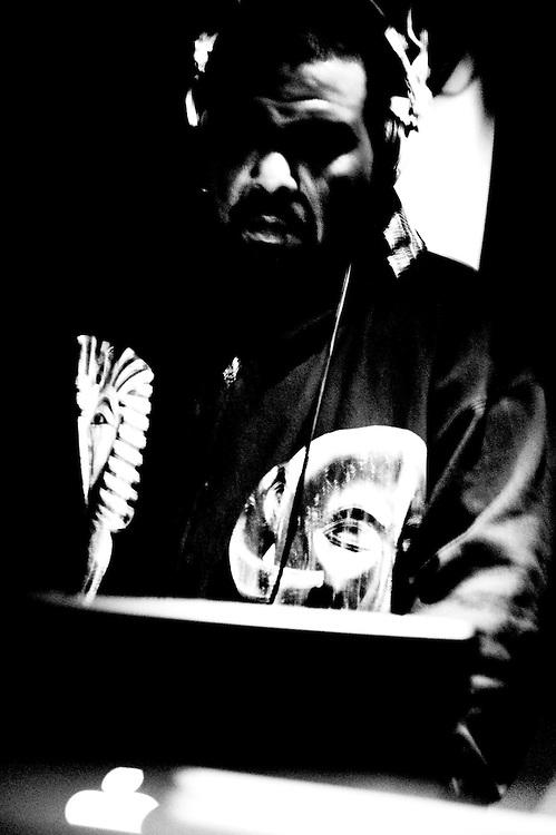 Africa Bambaataa, Funk 4 Peace Ball, Washington, DC, 1/20/09
