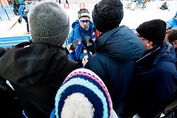 January 6, 2018 - Val Di Fiemme, ITALY - 180106 Hans Christer Holund of Norway after men's 15km mass start classic technique during Tour de Ski on January 6, 2018 in Val di Fiemme..Photo: Jon Olav Nesvold / BILDBYRN / kod JE / 160122 (Credit Image: © Jon Olav Nesvold/Bildbyran via ZUMA Wire)