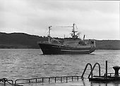 1986 - Super Trawler Arrives At Killybegs.