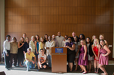 MBA Graduation Reception