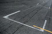 September 3-5, 2015 - Italian Grand Prix at Monza: Start line at monza