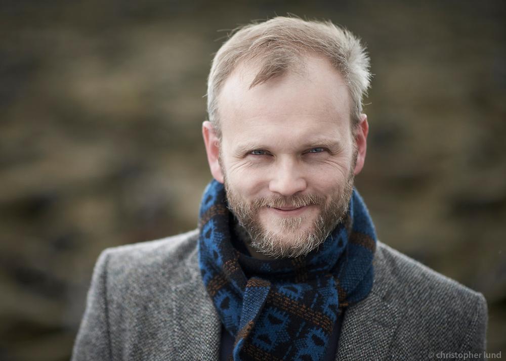 Árni Heiðar Karlsson, tónlistarmaður.