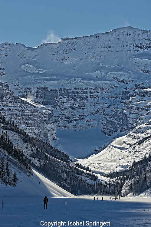 Lake Louise, Courtenay, British Columbia, canada,