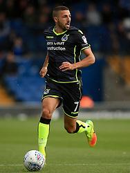 Liam Sercombe of Bristol Rovers - Mandatory by-line: Matt McNulty/JMP - 19/08/2017 - FOOTBALL - Gigg Lane - Bury, England - Bury v Bristol Rovers - Sky Bet League One