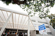 Belo Horizonte_MG, Brasil...Cardiominas, hoje Centro de Especialidades Medicas do IPSEMG em Belo Horizonte, Minas Gerais...Cardiominas, today is the Medical Specialties Center of IPSEMG in Belo Horizonte, Minas Gerais.. .Foto: NIDIN SANCHES / NITRO