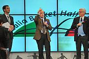 MILANO 9 FEBBRAIO 2013<br /> FIP HALL OF FAME<br /> NELLA FOTO DAN PETERSON VALERIO BIANCHINI<br /> FOTO CIAMILLO