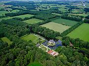 Nederland, Overijssel, Gemeente Dalfsen, 21–06-2020; Dalfsen, Havezate Den Berg, oorspronkelijk particuliere buitenplaats.<br /> Den Berg, estate.<br /> luchtfoto (toeslag op standaard tarieven);<br /> aerial photo (additional fee required)<br /> copyright © 2020 foto/photo Siebe Swart