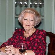 NLD/Hilversum/20180829 -   Prinses Beatrix bij Genootschap van Engelandvaarders, Prinses Beatrix