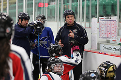 Coaches/Entra&icirc;neurs: &Eacute;ric Michaud, Yvon Brault<br />