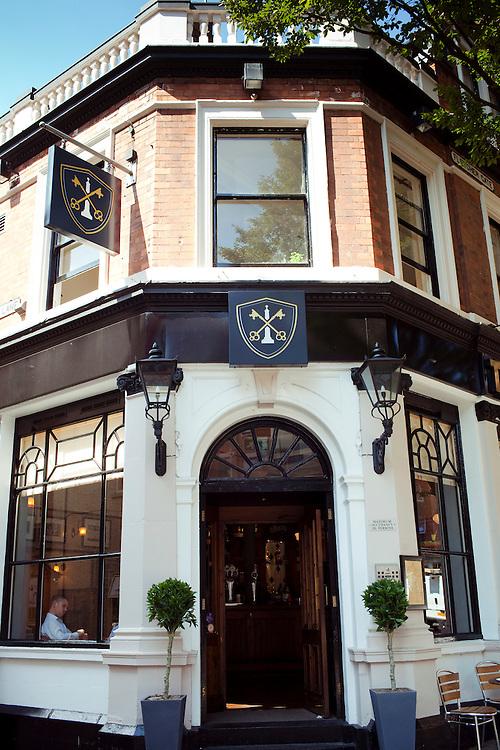 The Cross Keys, Pub and Bar, Nottingham