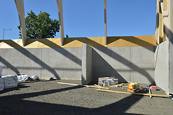 Construction Progress Photograph, Sea Street Salt Storage Facility, New Haven. Progress Documentation Submission 5.