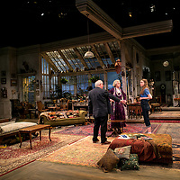 The Chalk Garden by Enid Bagnold;<br /> Directed by Alan Strachan;<br /> Director Alan Strachan;<br /> Penelope Keith (as Mrs St Maugham);<br /> Emma Curtis (as Laurel);<br /> Chichester Festival Theatre, Chichester.<br /> 30 May 2018<br /> © Pete Jones<br /> pete@pjproductions.co.uk