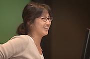 16469Maya Lin Speaking At Irvine Auditorium