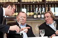 Bouvet-  Ladubay praesentiert zur ProWein in Duesseldorf. Frankreichs internationalen Schauspielstar Gérard Depardieu, der zusammen mit dem renommierten Traditionshaus aus Saumur einen hochwertigen Schaumwein von der Loire kreiert hat.