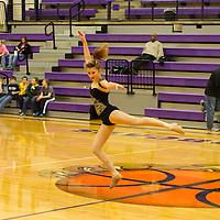 01-28-14 Berryville Halftime Dancer (single dancer)