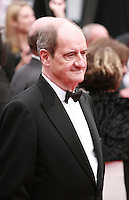 Pierre Lescure at Jimmy's Hall gala screening red carpet at the 67th Cannes Film Festival France. Thursday 22nd May 2014 in Cannes Film Festival, France.
