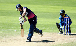 Sarah Taylor of England Women bats against Sri Lanka Women - Mandatory by-line: Robbie Stephenson/JMP - 02/07/2017 - CRICKET - County Ground - Taunton, United Kingdom - England Women v Sri Lanka Women - ICC Women's World Cup Group Stage