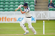 Yorkshire's Will Rhodes during the Specsavers County Champ Div 1 match between Somerset County Cricket Club and Yorkshire County Cricket Club at the County Ground, Taunton, United Kingdom on 17 May 2016. Photo by Graham Hunt.