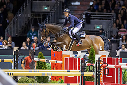 Jung Michael, GER, Fischer Chelsea<br /> Jumping International de Bordeaux 2020<br /> © Hippo Foto - Dirk Caremans<br />  08/02/2020