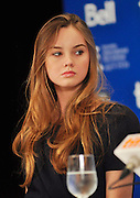 11.SEPT.2010. TORONTO<br /> <br /> LIANO LIBERATO ATTENDS THE PRESS CONFRENCE OF NEW FILM TRUST AT THE 35TH TORONTO FILM FESTIVAL IN TORONTO.<br /> <br /> BYLINE: EDBIMAGEARCHIVE.COM<br /> <br /> *THIS IMAGE IS STRICTLY FOR UK NEWSPAPERS AND MAGAZINES ONLY*<br /> *FOR WORLD WIDE SALES AND WEB USE PLEASE CONTACT EDBIMAGEARCHIVE - 0208 954 5968*