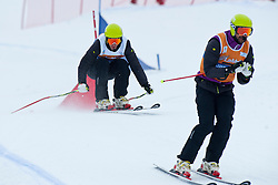 SANTACANA MAIZTEGUI Yon, ESP, Team Event, 2013 IPC Alpine Skiing World Championships, La Molina, Spain