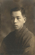 Photo by Nojima Yasuzo<br /> Mikasa Shashin Ten<br /> <br /> Youth aged 14, dated 1921.<br /> Gelatin silver print enclosed in studio mat.<br /> Print size: 3 1/8 in. x 4 1/2 in. (80 mm x 115 mm).<br /> Studio enclosure size (when folded shut): 5 3/8 in. x 8 1/2 in. (135 mm x 217 mm).<br /> <br /> Offered as part of a collection of images by Nojima's Tokyo studios.<br /> <br /> <br /> <br /> <br /> <br /> <br /> <br /> <br /> <br /> <br /> <br /> <br /> <br /> <br /> <br /> <br /> <br /> <br /> <br /> <br /> <br /> <br /> <br /> <br /> <br /> <br /> <br /> <br /> <br /> <br /> <br /> <br /> <br /> <br /> <br /> <br /> <br /> <br /> <br /> <br /> <br /> <br /> <br /> <br /> <br /> <br /> <br /> <br /> <br /> <br /> <br /> <br /> <br /> <br /> <br /> <br /> <br /> <br /> <br /> <br /> <br /> <br /> <br /> <br /> <br /> <br /> <br /> <br /> <br /> <br /> <br /> <br /> <br /> <br /> <br /> <br /> <br /> <br /> <br /> <br /> <br /> <br /> .