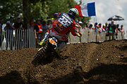 Italian rider Antonio Cairoli went head to head again with jeffrey Herlings in France.