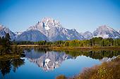Wyoming Travel Stock Photos