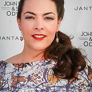 NLD/Amsterdam/20130705 - Presentatie Johnnie Walker Voyager - Jan Taminiau coctail, Caro Emerald
