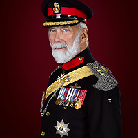 H.R.H Prince Michael of Kent, GCVO, KStJ, CD is a member of the British Royal Family. He is a paternal first cousin of Queen Elizabeth II, being a grandson of King George V and Queen Mary