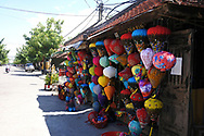 Lantern shop in the day time