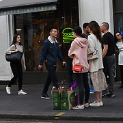 Chinatown London, UK. 13 October 2018.