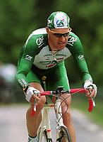 VOIGT, Jens      Deutschland<br />             Radsport    Team Credit Agricole