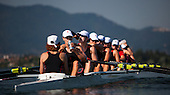 2012 Women's Eight Rowing