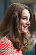 KATE Middleton Visits XLP Project, London