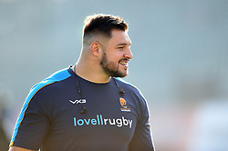 Gareth Milasinovich of Worcester Warriors looks on prior to the match - Mandatory byline: Patrick Khachfe/JMP - 07966 386802 - 17/11/2018 - RUGBY UNION - The Recreation Ground - London, England - Bath Rugby v Worcester Warriors - Gallagher Premiership Rugby