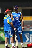 IPL S4 Delhi Daredevils Practice in Chennai