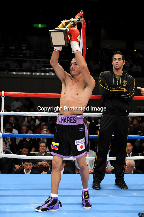 Jorge Linares (VEN),<br />