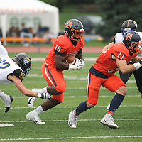 Football: Wheaton College (Illinois) Thunder vs. North Park University Vikings