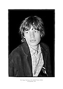 Mick Jagger backstage at the Aldelphi Theatre, Dublin.<br />