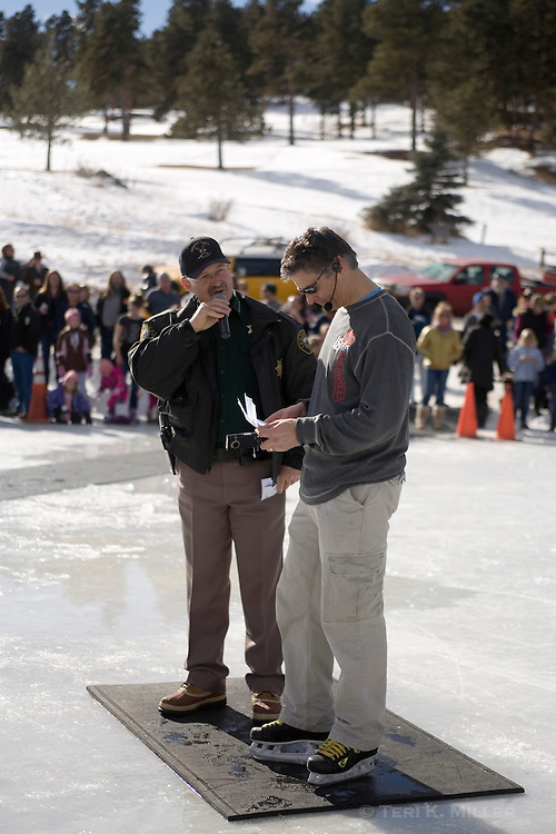2010 Evergreen Lake Polar Plunge
