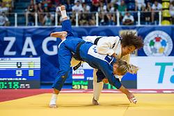 POLLING Kim of the Netherlands competes on July 27, 2019 at the IJF World Tour, Zagreb Grand Prix 2019, in Dom Sportova, Zagreb, Croatia. Photo by SPS / Sportida