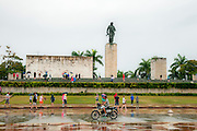Santa Clara, Cuba. Che Guevara's Monument and Mausoleum