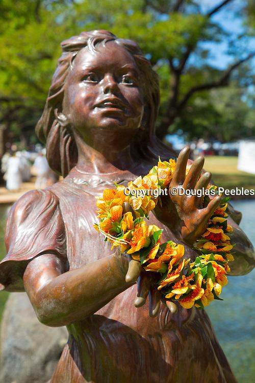 May Day, Kapiolani Park, Waikiki, Oahu, Hawaii