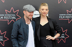 Edinburgh International Film Festival, Tuesday, 26th June 2018<br /> <br /> IN DARKNESS (EUROPEAN PREMIERE)<br /> <br /> Pictured:  Director Anthony Byrne and Natalie Dormer<br /> <br /> (c) Aimee Todd | Edinburgh Elite media