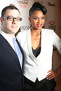 l to r: William Werde and Ciara at the Billboard's 3rd Annual Women in Music Breakfast held at St. Regis Hotel held on October 24, 2008..The Women in Breakfast was established to recognize extraordinary women in the music industry whii have made significant contributions to the business and who, through their hard work and continued success, inspire generations of women to take on increasing responsibilities within the field.