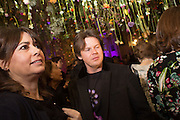 ALEX SHULMAN; CHRISTOPHER KANE, Fashion and Gardens, The Garden Museum, Lambeth Palace Rd. SE!. 6 February 2014.